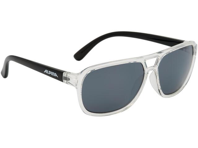Alpina Yalla Kids Glasses clear-black